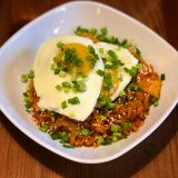 Кимчи поккым паб - Kimchi bokkeum bap